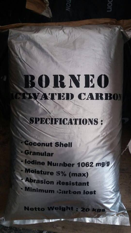 karbon aktif tempurung kelapa