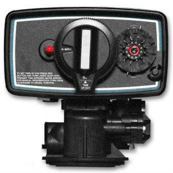 control valve fleck