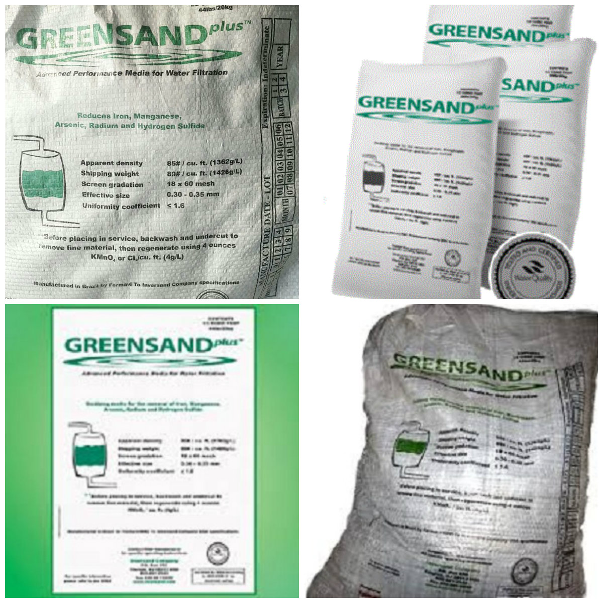 greensand plus