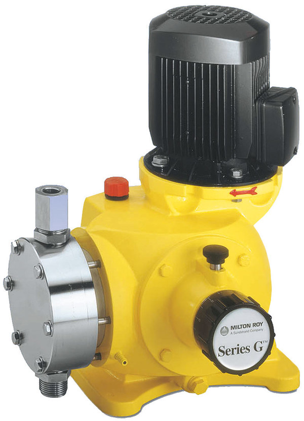 dosing pump milton roy g series